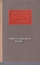 Foscolo, Ugo  Die letzten Briefe des Jacopo Ortis.