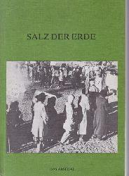 Moses-Krause, Peter  Salz der Erde. Texte, Dokumente, Erläuterungen, Bilder.