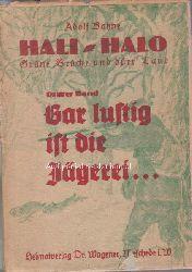 Bahne, Adolf  Halo-Halo. Grüne Brüche und dürr
