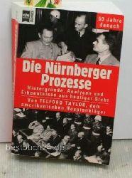 Taylor, Telford/Poltorak, Arkadi  Konvolut 2 Bücher über die  Nürnberger Prozesse aus verschiedenen Sichtweisen:,1.Taylor : die  Nürnberger Prozesse Hintergründe, Analysen und Erkenntnisse aus heutiger Sicht