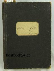 Gluck, Christoph Willibald  Orpheus. Oper in drei Acten. Vollständiger Clavierauszug mit,deutschem und italienischem Texte.