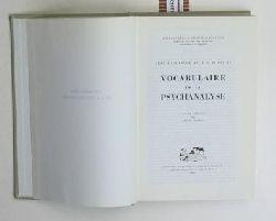 Laplanche, Jean; Pontalis, J.-B.  Vocabulaire de la Psychoanalyse. Sous la Direction de Daniel Lagache