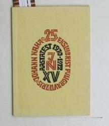Naha, Johann  Kakskümendviis eksliibrist puugravüüris.,Aastatest 190, 1971 ja 1972 15 - es anne