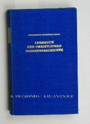 Baur, Ferdinand Christian  Lehrbuch der christlichen Dogmengeschichte,Unveränderter reprografischer Nachdruck der 3. Auflage, Leipzig 1867.