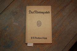 """Bartsch  """"Das Nibelungenlied"""""""