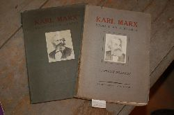 """Mehring Franz""  ""Karl Marx hans livs Historia 2 Bände"""