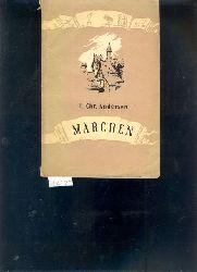 """""""Andersen H. Chr.""""  Märchen"""