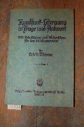 """""""Wrona Erich""""  """"Rundfunk Lehrgang in Frage und Antwort"""""""