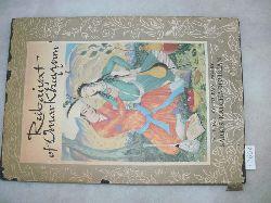 """Fitzgerald Edward""  ""Rubaiyat of Omar Khayyam"""