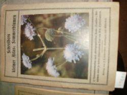 .  Schreibers kleiner Atlas  Sommerblumen