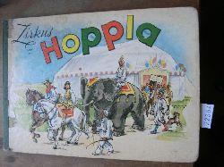 Both  Zirkus Hoppla  Ein Bilderbuch von Hanne Both mit Vresen von Willy Tamm