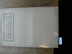 .  Annual Report of the Governor General of the Philippine Islands 1929