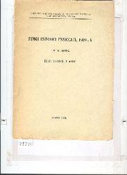 E. Lepik  Fungi Estonici Exsiccati, Fasc. I.  (über estnische Pilze)