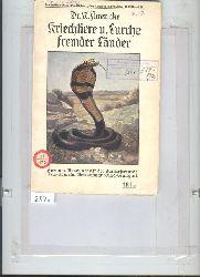 """""""Dr. Floericke""""  """"Kriechtiere und Lurche fremder Länder"""""""