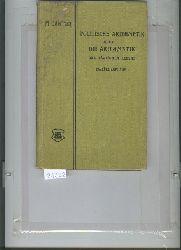Moritz Cantor  Politische Arithmetik  oder  Die Arithmetik des täglichen Lebens