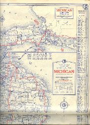 """""""Rand Mc Nally""""  """"Road Atlas of the United Staes Canada and Mexico"""""""