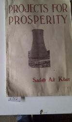 """Sadath Ali Khan""  ""Projects for Prosperity"""