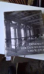 """""""Feist, Günter""""  """" Denkmale der Geschichte und Kultur,"""""""