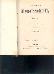Bienemann  Baltische Monatsschrift  30. Band
