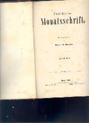 Robert Weiss  Baltische Monatsschrift  37. Band