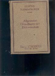 """""""Dr. Michalke""""  """"Allgemeine Grundlagen der Elektrotechnik"""""""