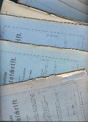 """""""Arnold von Tideböhl""""  """"Baltische Monatsschrift 40. Band Heft 1 - 12 complettes Jahr 1893"""""""