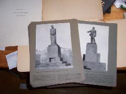 """"""".""""  Sowjetische Monumentalskulpturen (russischsprachig)"""