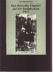 Hans heinrich Nolte  Der deutsche Überfall auf die Sowjetunion 1941