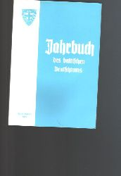 """""""Carl Schirren Gesellschaft""""  """"Jahrbuch des baltischen Deutschtums 1990"""""""