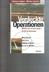 """Lammer  """"Verdeckte Operationen  Militärische Verwicklungen in UFO-Entführungen. Mind control. Bio-Chips. Untergrundbasen. Exotische Waffen."""""""