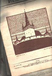 """""""8 ungarische Zeitschriften""""  """"Pasztortüz  Nr. 3,9,10,14,16,21,22,24  1929"""""""