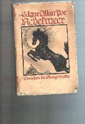 """""""Edgar Allan Poe""""  """"Nebelmeer   Mit einer Einführung von H.H. Ewers. 2. Aufl."""""""