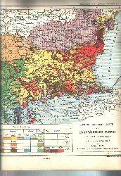 """""""D. Rizoff""""  """"Die Bulgaren in ihren historischen, ethnographischen und politischen Grenzen (Atlas mit 40 Landkarten). 679 - 1917"""""""