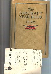Howard Mingos  The Aircraft Year Book for 1938