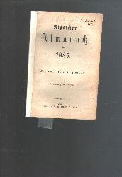 """"""""""""""".""""""""""""  """"Rigascher Almanach für 1885"""""""