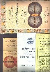 """"""".""""""  ""Panama - Pacific International  Exposition  Popular Information"""