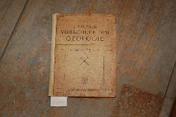 """Walther J.""  ""Vorschule der Geologie"""
