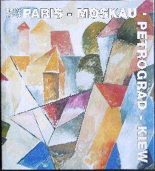 Paris - Moskau - Petrograd - Kiew. 1910 - 1970. Art 32 Basel 13.-18. Juni 2001. Ausstellung STOLZ Berlin Herbst 2001.