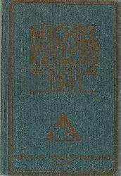 Berlin, Eugen (Hrsg.)  Michel Briefmarkenkatalog Großdeutschland 1941.