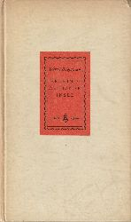 Bergengruen, Werner  Erlebnis auf einer Insel. Novelle. = Die kleinen Bücher der Arche, Band 128.