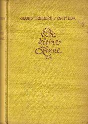 Ompteda, Georg Freiherr von  Die kleine Zinne. Roman aus den Bergen.