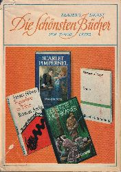 Orczy, Baroness / Cooper, James Fenimore / Hesse, Hermann / Hilton, James  Scarlet Pimpernel / Der letzte Mohikaner / Knulp / Irgendwo in Tibet. = Reader