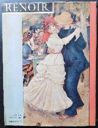 Renoir, Pierre-Auguste - Nemitz, Fritz  Renoir. Mit fünfzig Farbtafeln.
