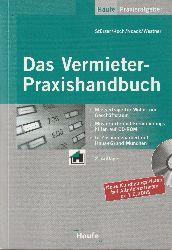 Stürzer, Rudolf / Koch, Michael / Noack, Birgit / Westner, Martina  Das Vermieter-Praxishandbuch.
