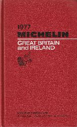 Michelin Red Guide: Great Britain and Ireland, 1977.